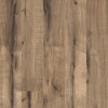 Style Selections 5.43-in W x 3.976-ft L Pecan Handscraped Laminate Wood Planks