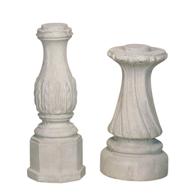 Assorted Bird Bath Pedestals