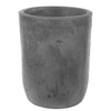 19-in H x 15-in W x 15-in D Green Concrete Outdoor Planter