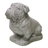 14-in Bulldog Garden Statue