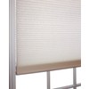 allen + roth White Light Filtering Cordless Polyester Cellular Shade (Common 70-in; Actual: 70-in x 64-in)