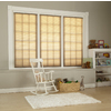 allen + roth 70-in W x 64-in L Linen Cellular Shade