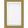 Style Selections 2-in White Vinyl Room Darkening Horizontal Blinds (Common 29-in; Actual: 28.5-in x 64-in)