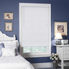 Style Selections 2-in White Vinyl Room Darkening Horizontal Blinds (Common 45-in; Actual: 44.5-in x 64-in)