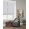allen + roth White Blackout Cordless Polyester Cellular Shade (Common 27-in; Actual: 27-in x 64-in)