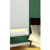 allen + roth White Blackout Cordless Polyester Cellular Shade (Common 34-in; Actual: 34-in x 64-in)