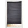allen + roth 23-in W x 64-in L Deep Blue Blackout Cellular Shade