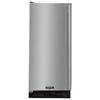 MARVEL 30-lb Capacity Freestanding/Built-in Ice Maker (Black Cabinet and Stainless Steel Door) (Common: 15-in; Actual: 14.875-in)