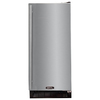 MARVEL 15-in 15 lb Capacity Freestanding/Built-In Ice Maker (Black Cabinet and Stainless Steel Door)