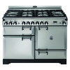 AGA Legacy 44-in 6-Burner 2.4-cu ft/2.4-cu ft Double Oven Convection Dual Fuel Range (Stainless Steel)