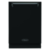 AGA Legacy 51-Decibel Built-In Dishwasher (Black) (Common: 24-in; Actual 23.875-in) ENERGY STAR