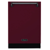 AGA Legacy 51-Decibel Built-In Dishwasher (Cranberry) (Common: 24-in; Actual 23.875-in) ENERGY STAR