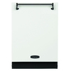 AGA Legacy 51-Decibel Built-In Dishwasher (Vintage White) (Common: 24-in; Actual 23.875-in) ENERGY STAR
