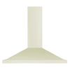 AGA Ducted Wall-Mounted Range Hood (Ivory) (Common: 36-in; Actual 35.875-in)