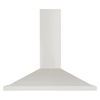 AGA Ducted Wall-Mounted Range Hood (White) (Common: 36-in; Actual 35.875-in)