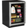 MARVEL 5.5-cu ft Stainless Steel Built-In/Freestanding Beverage Center