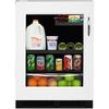 MARVEL 5.5-cu ft Black Built-In/Freestanding Beverage Center