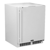 MARVEL ADA Height 4.6-cu ft Counter-Depth Built-In Compact Refrigerator (White) ENERGY STAR
