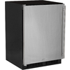 MARVEL Undercounter 5.1-cu ft Counter-Depth Built-In Compact Refrigerator (White)