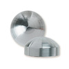 Feeney 7/8-in x 3/8-in Stainless Stainless Steel End Cap