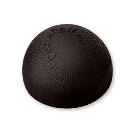 Feeney 3/4-in x 3/8-in Black Plastic End Cap