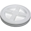 Encore Plastics 12-in White Plastic Bucket Accessory
