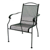 Garden Treasures Hanover Wrought Iron Patio Dining Chair