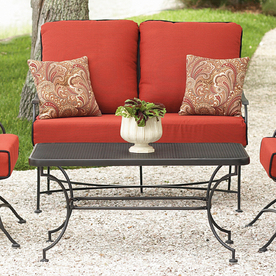 Shop Garden Treasures 2 Piece Birkdale Patio Furniture Set