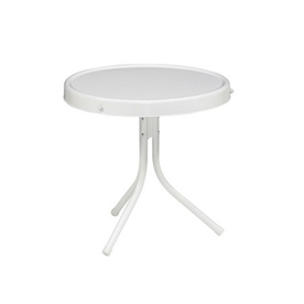 Garden Treasures Garden Treasure Living Circle Metal Patio Table