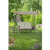 Garden Treasures 2-Seat Traditional Porch Swing