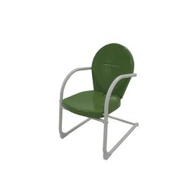 Garden Treasures Children's Green Retro Chair