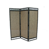 Garden Treasures Black Privacy Screen