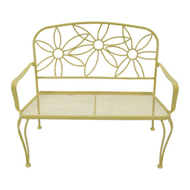 Display Product Reviews For 36 In L Steel/Iron Patio Bench