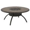 Garden Treasures Willow Pass Tile Round Patio Coffee Table