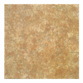 Interceramic 7-Pack 20-in x 20-in Creekstone Terra Cotta Ceramic Floor Tile