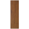 Interceramic 9-Pack 7-1/2-in x 24-in Oakwood Bronze Ceramic Floor Tile