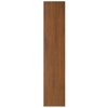Interceramic 12-Pack 5-1/2-in x 24-in Oakwood Bronze Ceramic Floor Tile