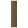 Interceramic 12-Pack Oakwood Golden Ceramic Indoor/Outdoor Floor Tile (Common: 5-in x 24-in; Actual: 5.51-in x 23.62-in)