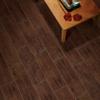 Interceramic Oakwood 20-Pack Bronze Ceramic Floor Tile (Common: 3-in x 24-in; Actual: 3.54-in x 23.62-in)