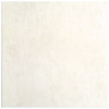 Interceramic 10-Pack 16-in x 16-in Aquarelle Naples Ivory Ceramic Floor Tile