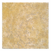 Interceramic 16-Pack 12-in x 12-in Creekstone Gold Ceramic Floor Tile