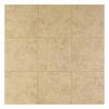 Interceramic 14-Pack Puebla Jaspe Noce Glazed Porcelain Indoor/Outdoor Floor Tile (Common: 13-in x 13-in; Actual: 13-in x 13-in)