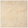 Interceramic 15-Pack Bruselas Bone Ceramic Floor Tile (Common: 13-in x 13-in; Actual: 12.98-in x 12.98-in)