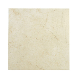 13 In X 13 In Marfil Natural Ceramic Floor Tile At