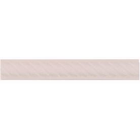 Interceramic Wall Tile Collection Bone Ceramic Pencil Liner Tile (Common: 1-1/2-in x 8-in; Actual: 1.17-in x 7.83-in)