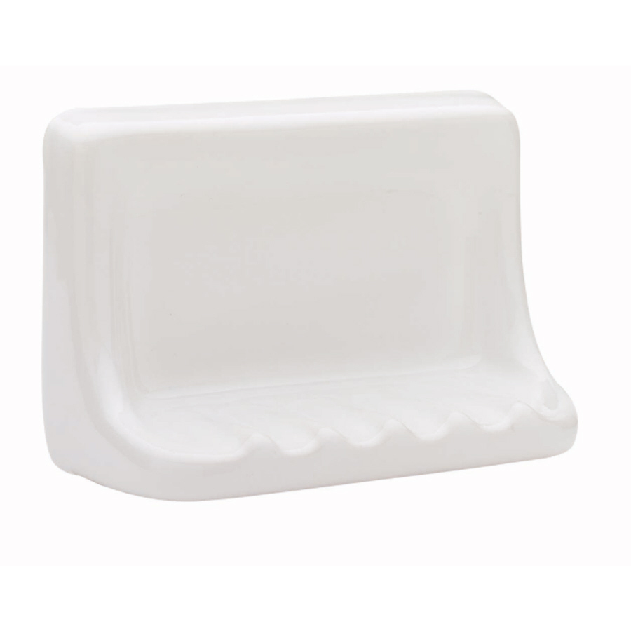 shop interceramic bath accessories white ceramic soap dish