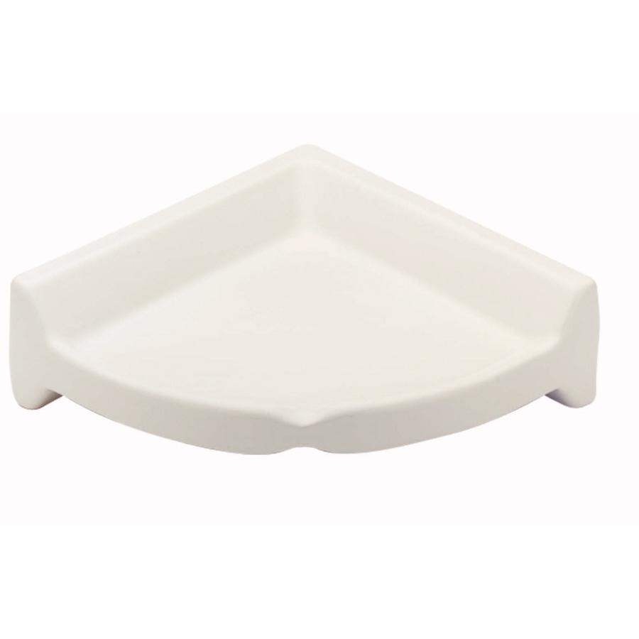 Shop Interceramic 8 1 4 In X 2 3 4 In White Ceramic
