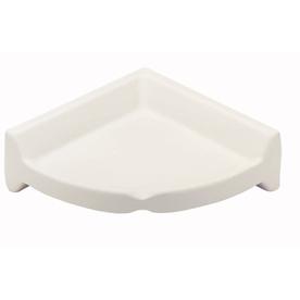 Interceramic Bath Accessories White Ceramic Bathroom Shelf