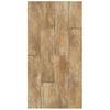 Interceramic 11-Pack Forestland Sequoia Glazed Porcelain Indoor/Outdoor Floor Tile (Common: 6-in x 24-in; Actual: 5.91-in x 23.63-in)