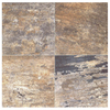 Interceramic Slate Supremo 10-Pack Autumn Ceramic Floor Tile (Common: 16-in x 16-in; Actual: 15.74-in x 15.74-in)